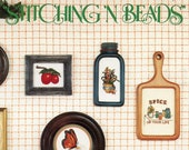 Stitching 'N Beads Cross Stitch Designs From Prime Arts Ltd (PAL Book 6) | Craft Book
