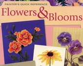 Flowers And Blooms (art Instruction) From North Light Books | Art Instruction Book