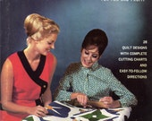 Barbara Taylor 39 s Book on Quilting for Fun and Profit Vintage Craft Book