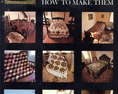 American Quilts And How To Make Them By Carter Houck & Myron Miller | Traditional Patchwork | Craft Book