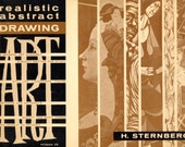 Realistic/Abstract Drawing By Harry Sternberg (Pitman 29)