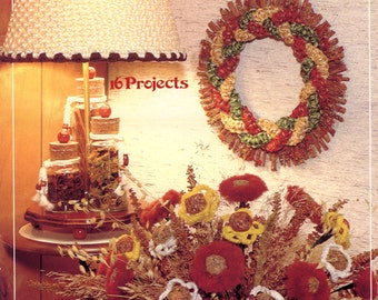 Macrame with Potpourri project book from Hazel Pearson Handicrafts