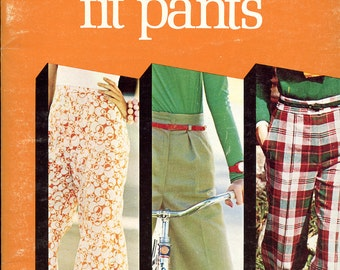 How to Fit Pants from Singer | Sewing Book