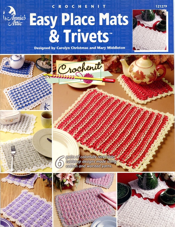 Beautiful Baby Afghans Reversible crochenit Tunisian crochet pattern book NEW