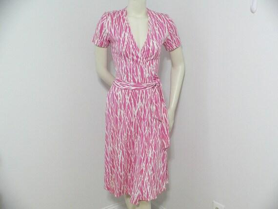 1970's Vintage Diane Von Furstenberg Classic Wrap