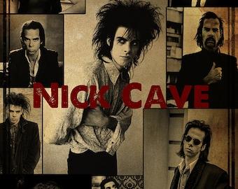 Nick Cave Art Print Poster