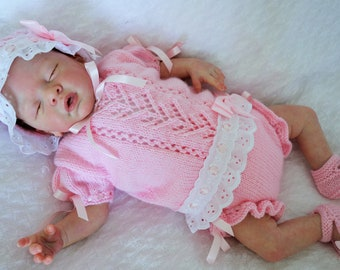 402190139 Hand knitted garments for babies and children by KosyKnits on Etsy
