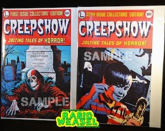 Rare Creepshow Comic Covers Only Replicas Prop Print