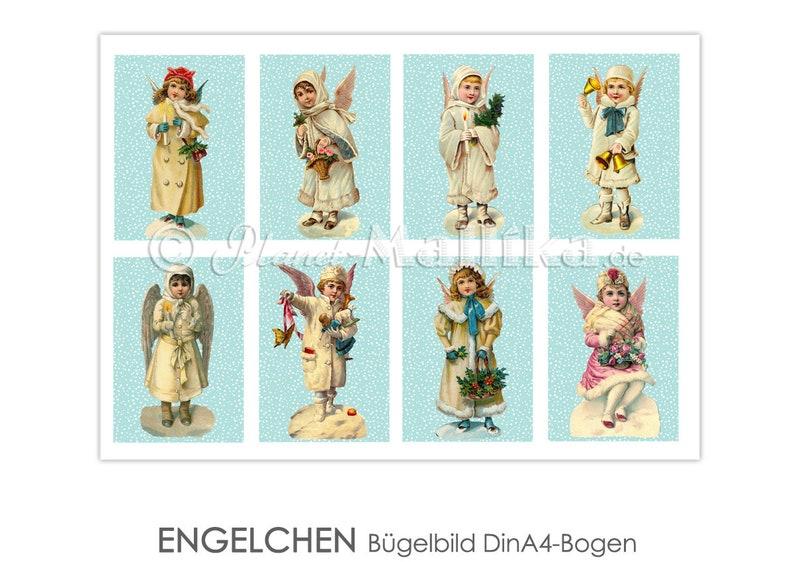 ENGELCHEN ironing ironing image ironing foil lighset Impact image 0