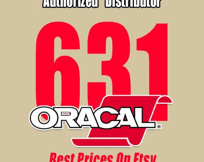 "10pk / 12"" x 24""* Indoor Removable Wall Vinyl - Oracal 631 Matte Wall Vinyl - Craft Vinyl  -NEW COLORS"