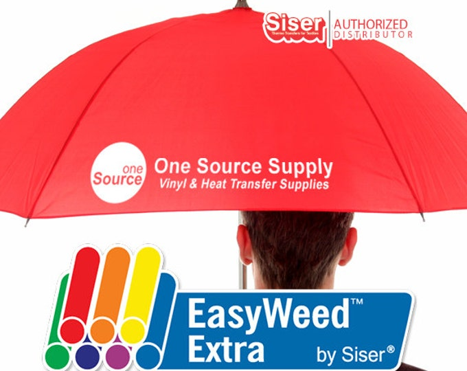 """12""""x 15"""" / 5- sheets EXTRA Siser EasyWeed HTV"""