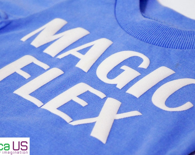 "Magic Flex 12""x 19.75"" ""puff"" effect (1 Sheet)"