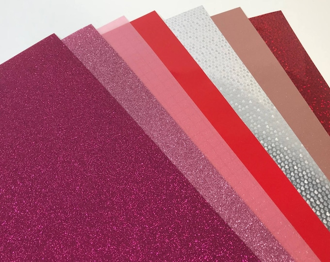 Adhesive Vinyl Sweetheart Heart Deal /  Oracal, FDC & More Adhesive Vinyl