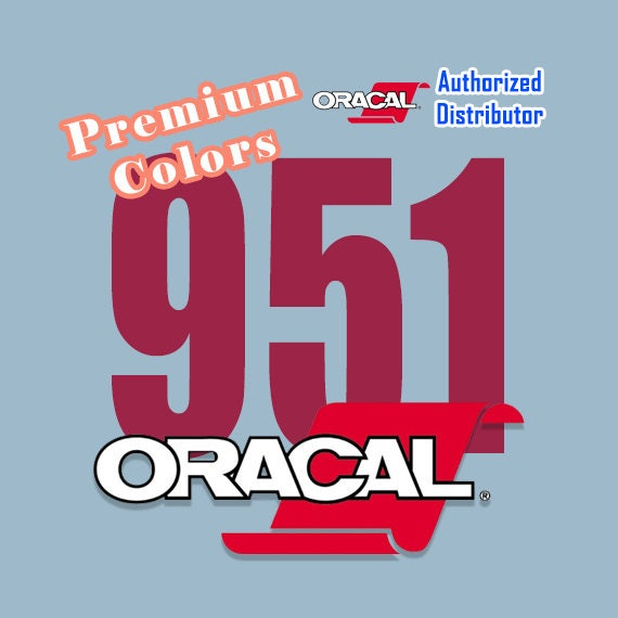 ORACAL 951 - 12x 24 / 1-sheet *SALE* - While Supplies Last