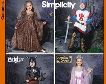 Children's Renaissance Faire Costumes