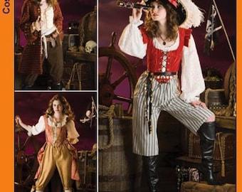 Woman's Pirate Costume