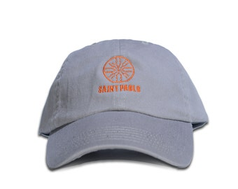 SAINT PABLO YEEZY v2 Beluga Embroidered Dad Hat (yeezus Life of Pablo) 877953171fc0
