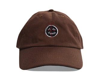 "Purple Reign ""CACTUS JACK""  Travis Scott brown reverse Jordan 1 Dad Hat"