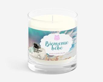 Birth, 200g, soy wax, neroli scent candle