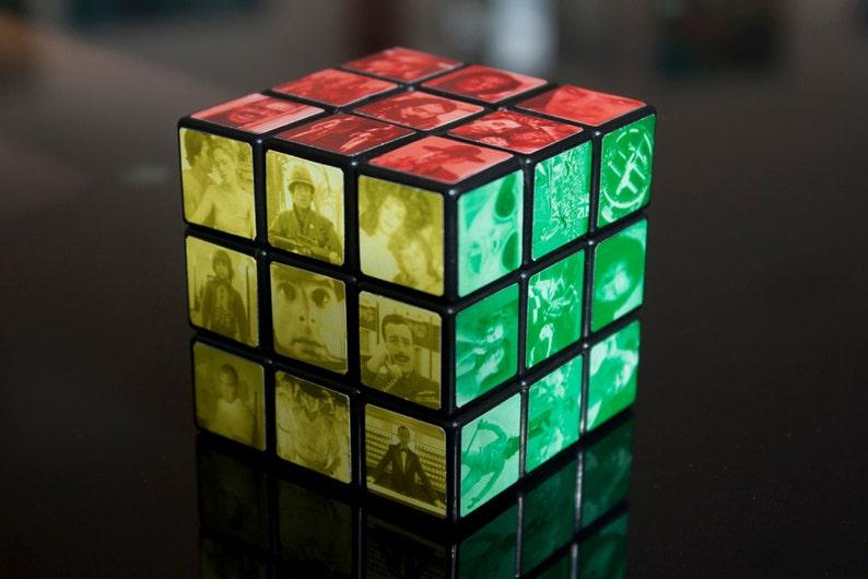 Kubrick's Cube by Emmanuel Laflamme Modified Rubik's image 0