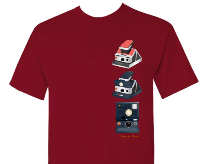 The Classic Polaroid Family t-shirt