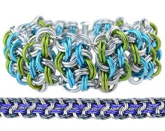 Kinged Vipera Berus Kit - Bracelet or Cuff (Instructions sold separately)