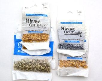 SALE - Anodized Aluminum by Weave Got Maille - 1 oz