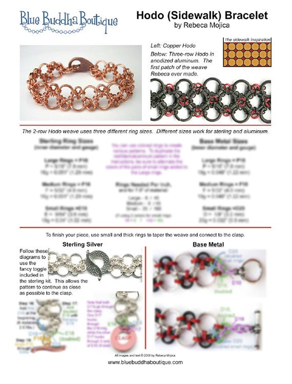 - PDF Majestic Maille Chainmaille Tutorial Intermediate