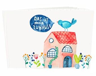 Buch *Das ist mein Zuhause*