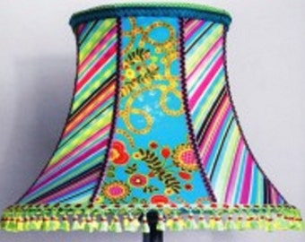"""Book Sale """"Handmade Lampshades"""" Illuminate Your Home  *Lampwork Tutorial *Cozy Home Decor *Soft Cover Book *How to Book *DIY Lampshades"""