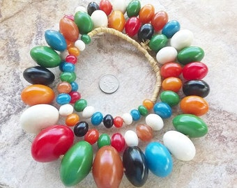 Red Earth Beads