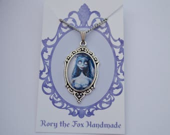 Corpse Bride - necklace