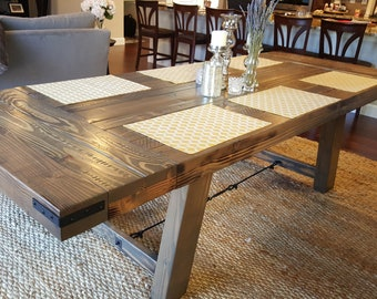 Custom Extending Viking Table