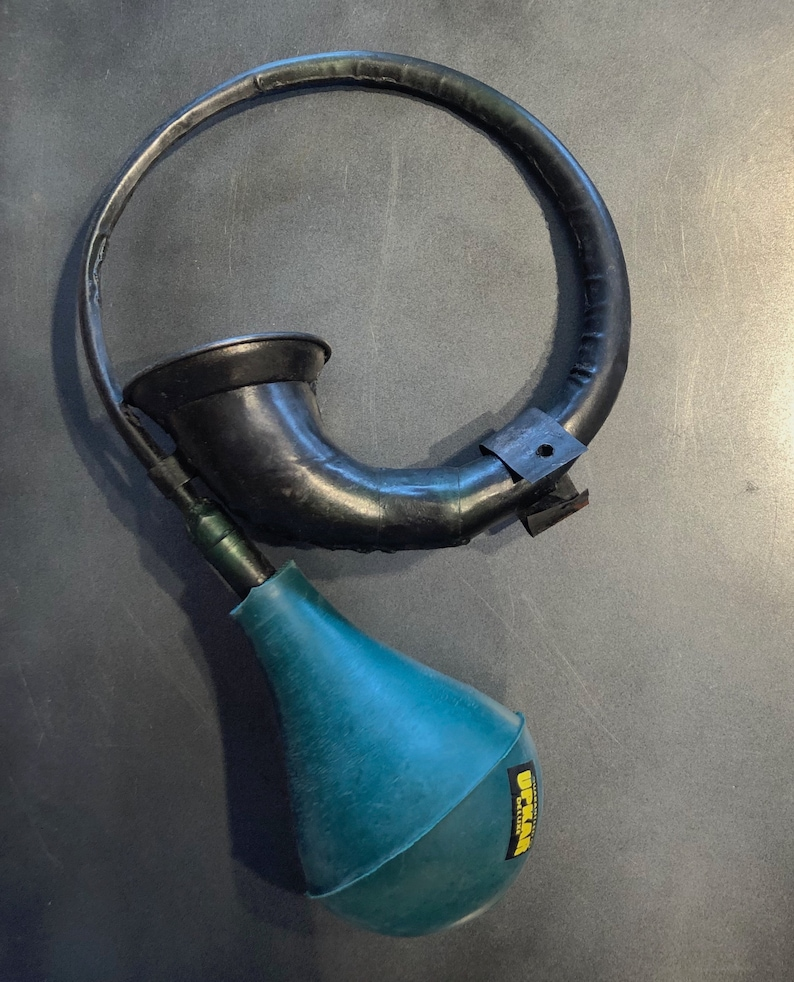 Vintage Horn Used By Street Hawkers And Street Vendors In India Fun Bicycle Decor Gift