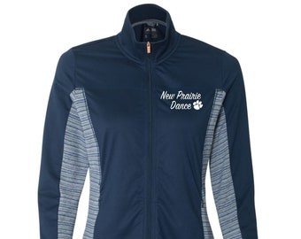 New Prairie Dance Team ADIDAS Women's Rangewear Full-Zip Jacket
