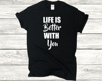 Life is Better with You Graphic T-Shirt Michael Franti & Spearhead