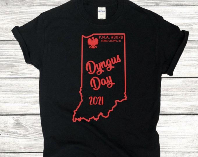 Dyngus Day at PNA New Carlisle, Indiana T-Shirt Polish Pride