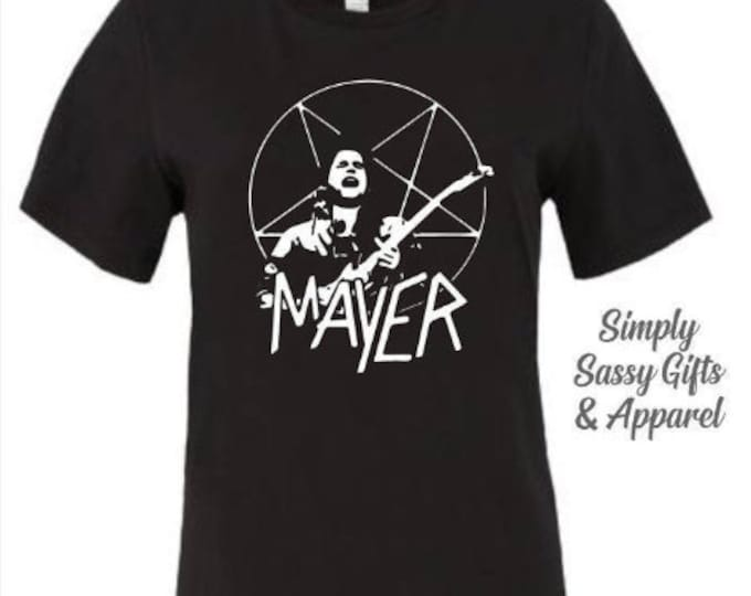 Dead and Company John Mayer Adult Unisex T-Shirt
