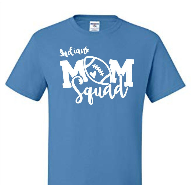 competitive price 49f05 7a08c St. Joseph High School Football Mom Squad T-Shirt or team of ...