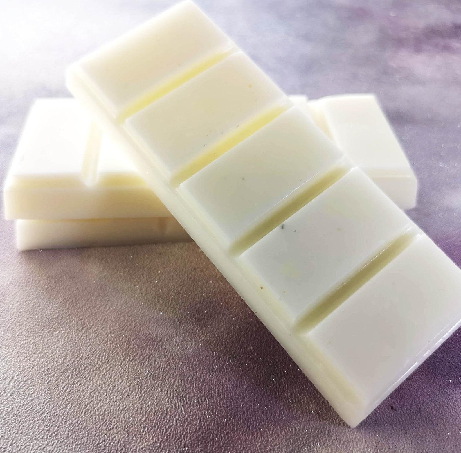 Scented wax melt snap bar