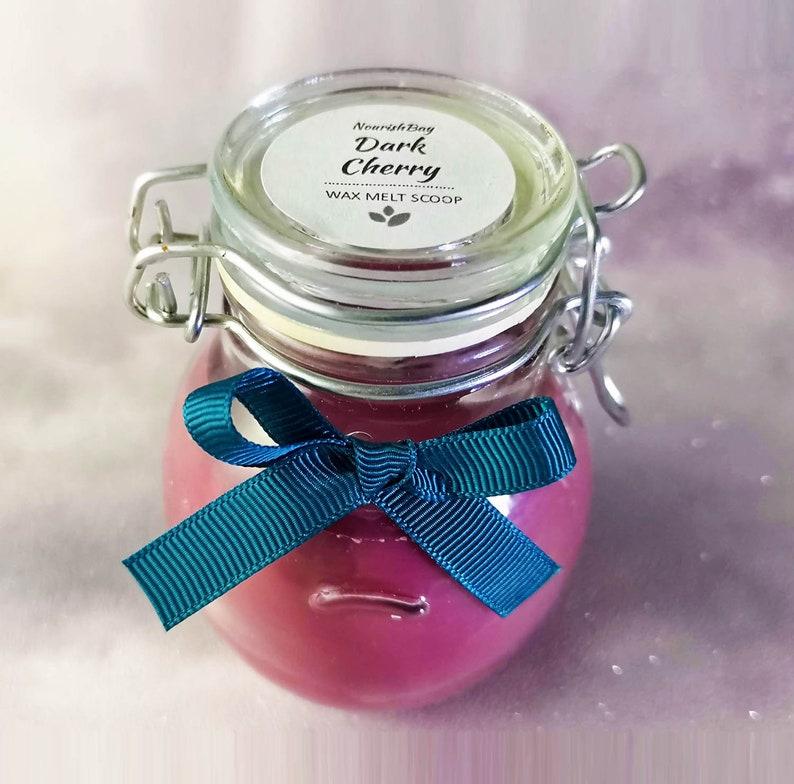 Dark Cherry scoopable wax melt - 120ml