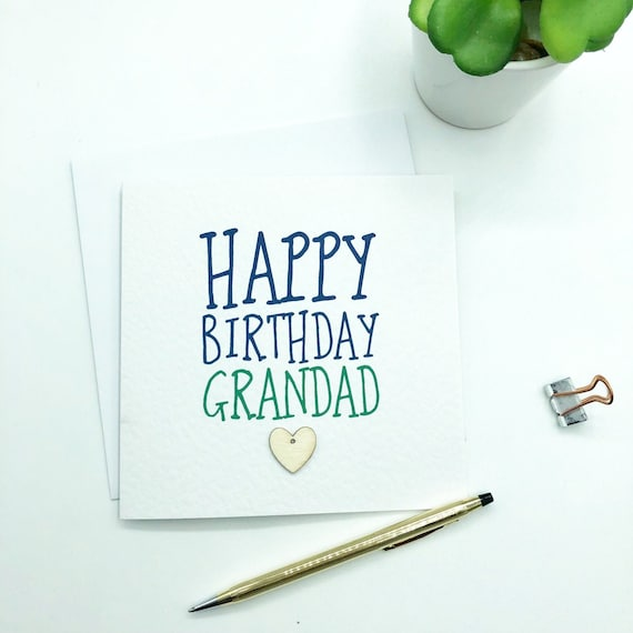 Geburtstagswunsche karte opa
