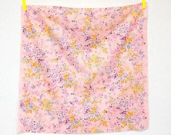 """Nani Iro """"En Garden"""" pink Double Gauze"""