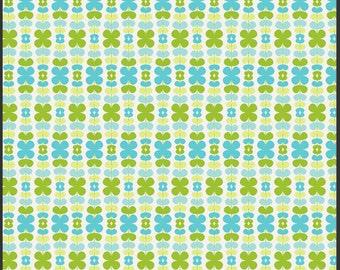 Color Me Retro-Kitchenette Honeydew-Art Gallery Fabrics