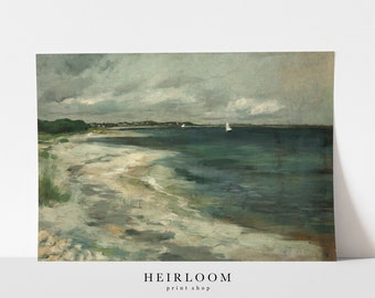Ocean Art | Beach Decor | Wall Prints | FINE ART PRINTS | Storm