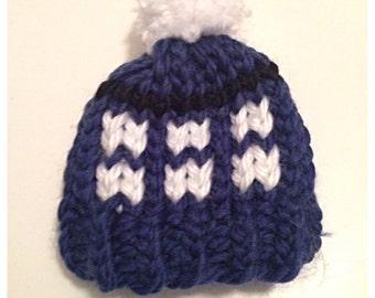 Doll TARDIS Hat