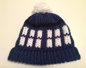 Who Knit Hat