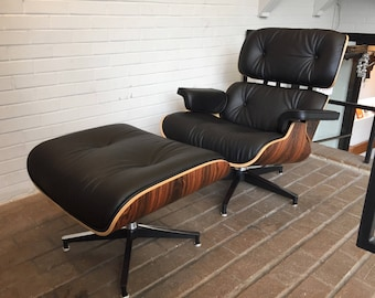 Eames Lounge Stoel Replica.Eames Chair Etsy