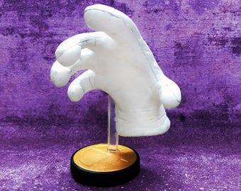 MASTER HAND- Super Smash Bros Custom Amiibo