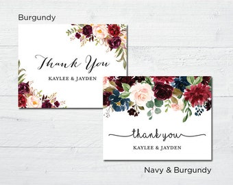 Popular Items For Thank You Cards